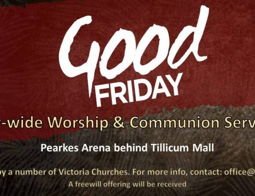 Good Friday City Wide Service