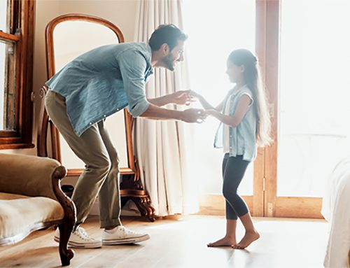 Dancing With My Daughter