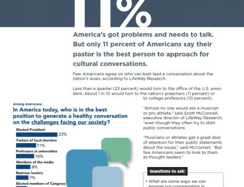 Few agree on who can best lead a conversation about the nation's woes