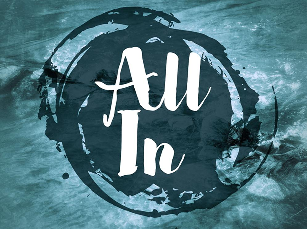 Al in, a new series at Harbourview Church