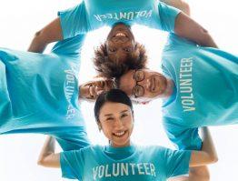Volunteering at Harbourview Church in Esquimalt BC