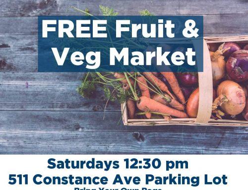 Free Market Soft Launch Tomorrow!