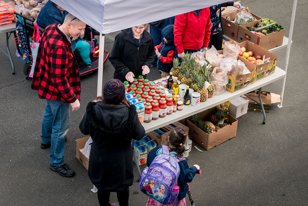 Harbourview Church Free Market