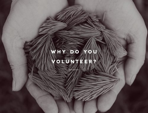 What do you get out of serving?
