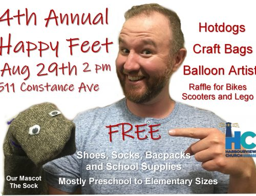 Happy Feet is Back!