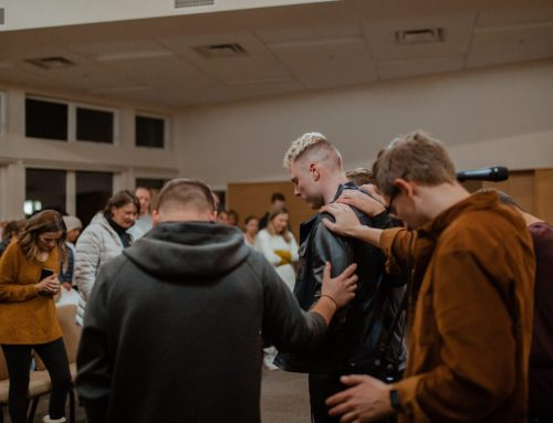Reminder – Prayer Meeting This Sunday